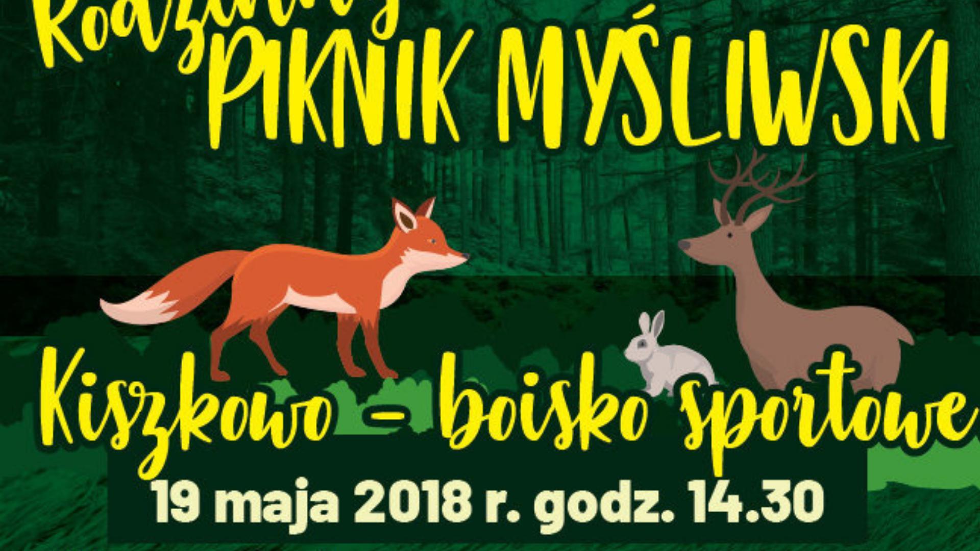 Piknik myśliwski Kiszkowo