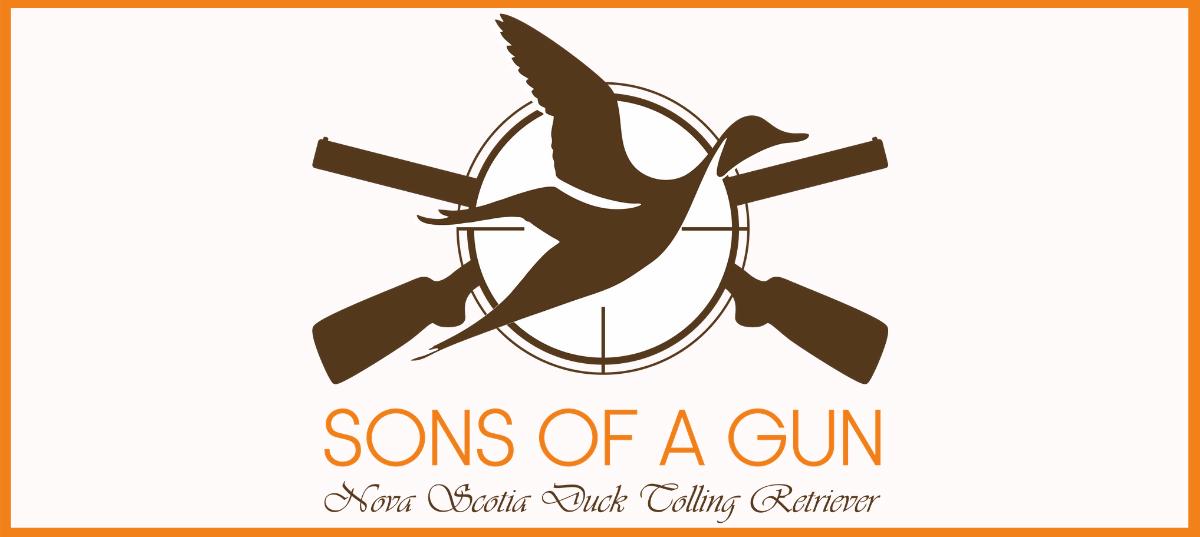 Logo hodowli Sons of a Gun (FCI)