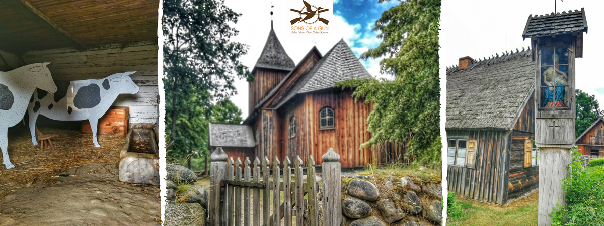 Kaszubski Park Etnograficzny Wdzydze Kiszewskie